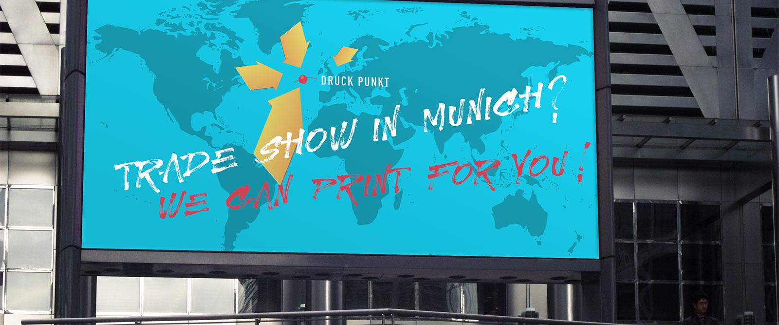Druck Punkt Ihre Druckerei In München Maxvorstadt